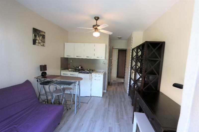 Rental apartment Nice 527€ CC - Picture 1