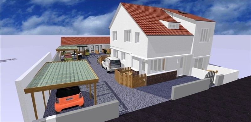 Investment property apartment Rezé 106000€ - Picture 4
