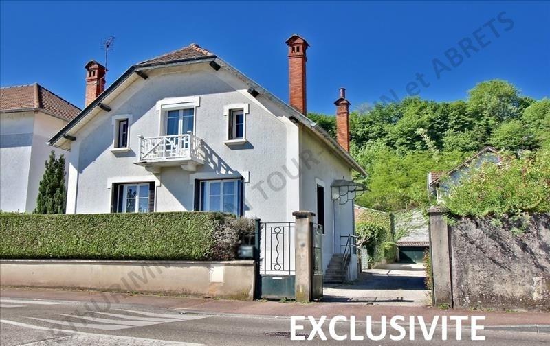 Vente maison / villa Le pont de beauvoisin 242000€ - Photo 1