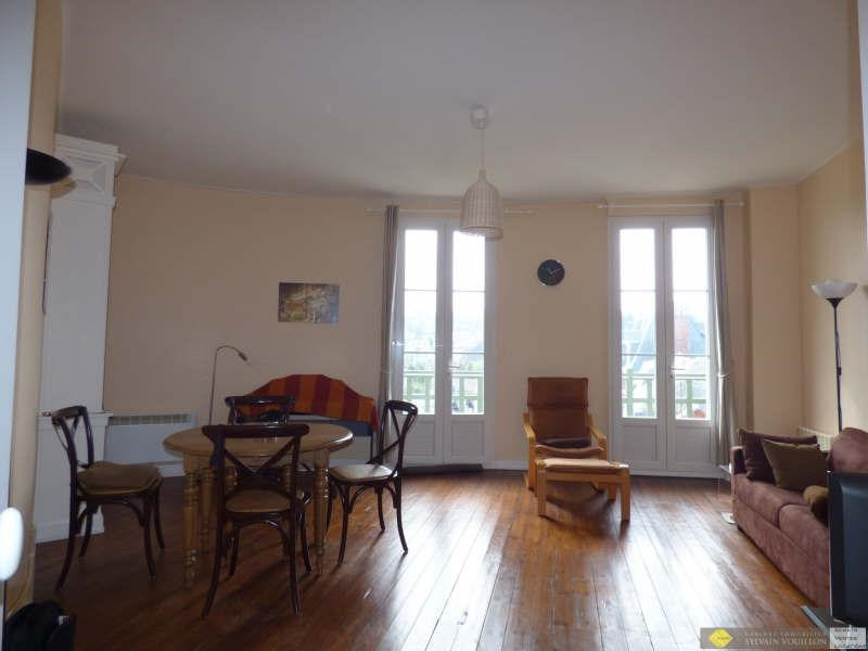 Sale apartment Villers sur mer 155 000€ - Picture 1
