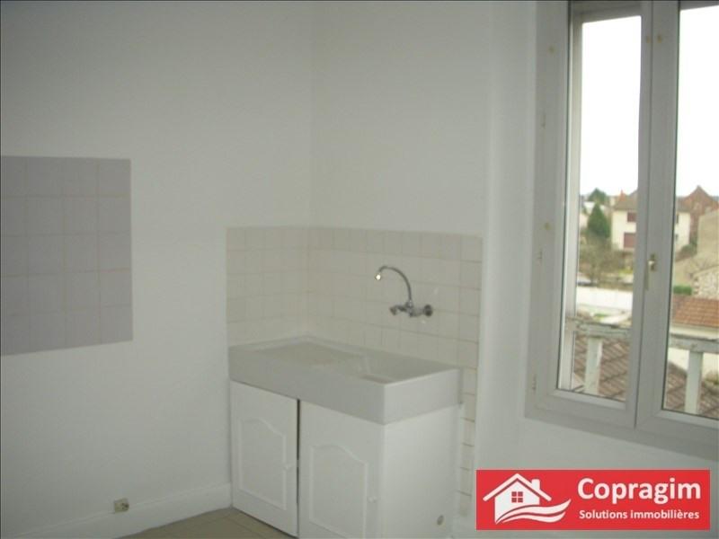 Rental apartment Montereau fault yonne 468€ CC - Picture 2