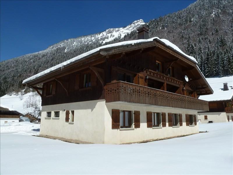 Immobile residenziali di prestigio casa Morzine 620000€ - Fotografia 1