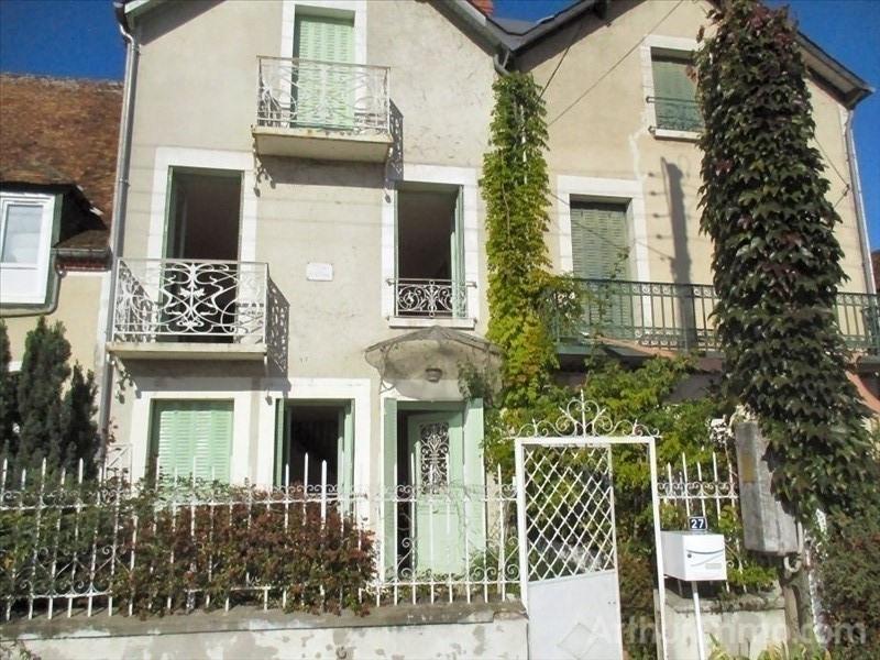 Vente maison / villa St satur 265000€ - Photo 1
