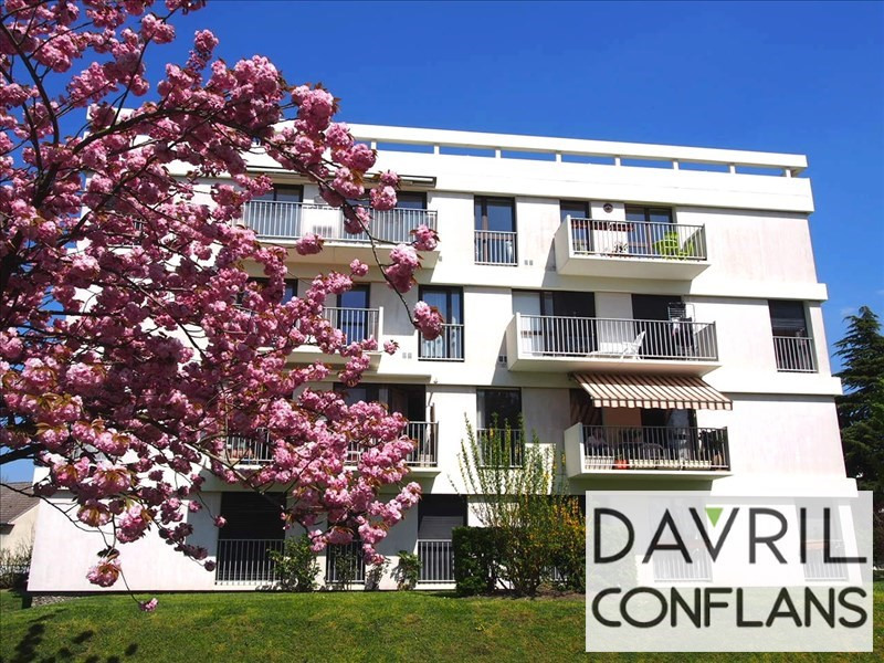 Vente appartement Conflans ste honorine 198000€ - Photo 1