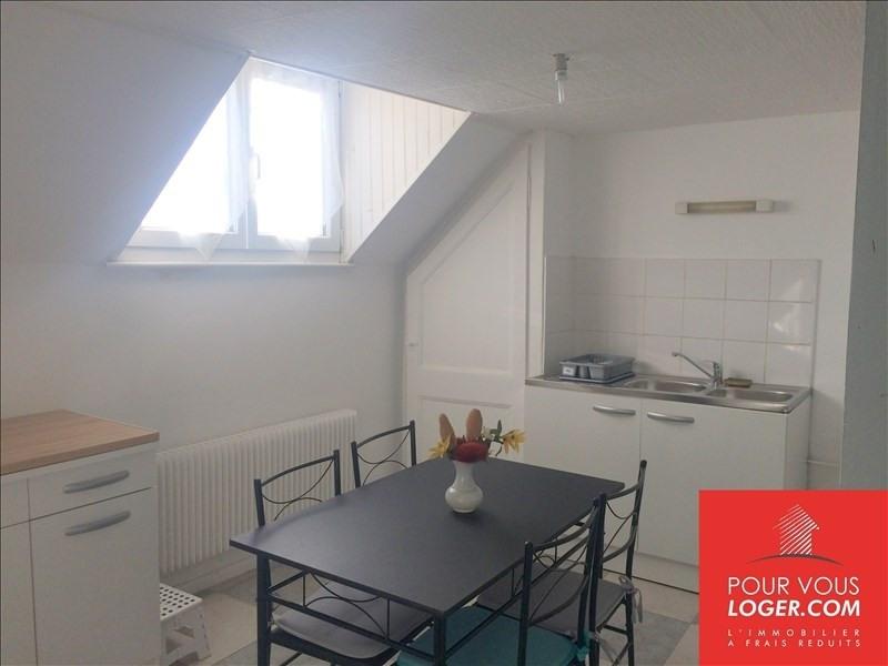 Rental apartment Boulogne sur mer 500€ CC - Picture 1