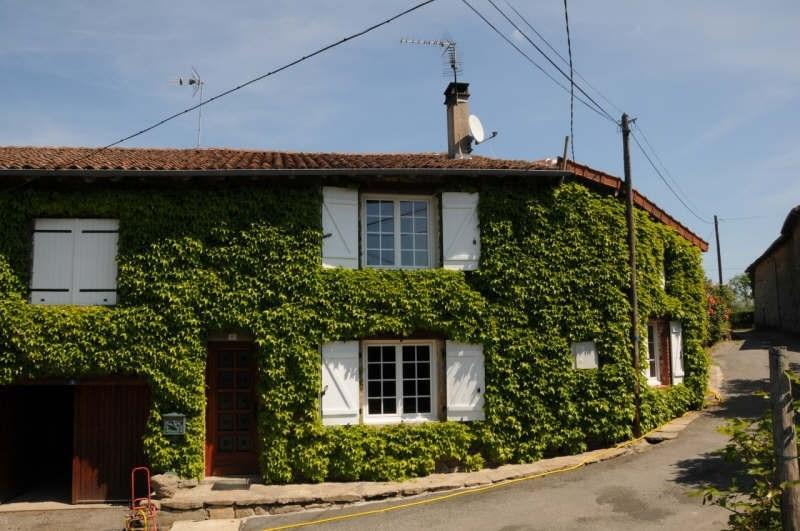 Location maison / villa Roussac 600€ CC - Photo 1