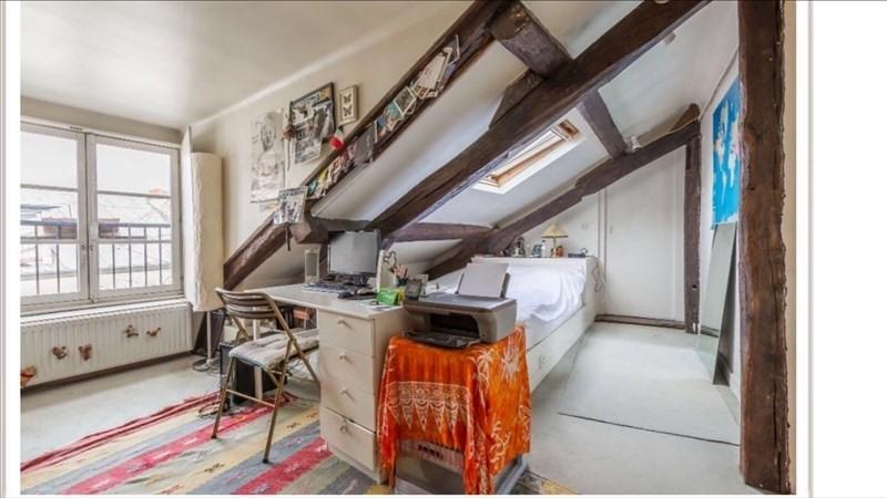 Deluxe sale apartment Paris 3ème 1600000€ - Picture 3