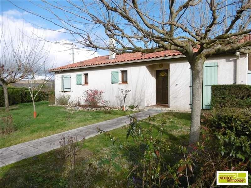 Vente maison / villa Secteur villemur 242000€ - Photo 2
