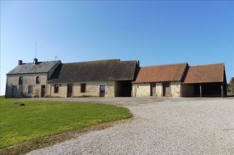 Vente maison / villa Mortagne au perche 230000€ - Photo 1