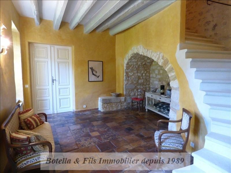 Deluxe sale house / villa Uzes 1195000€ - Picture 4