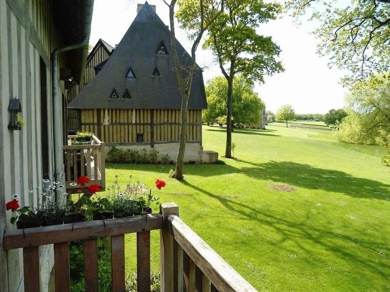 Immobile residenziali di prestigio appartamento Tourgeville 381600€ - Fotografia 2