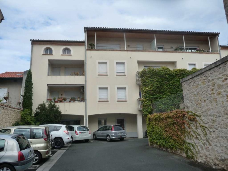 Rental office Castres 837€ CC - Picture 1