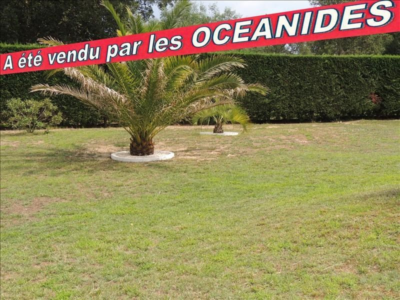 Sale site Ondres 172 000€ - Picture 1