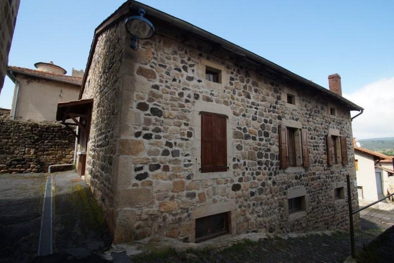 Maison en pierre 90 m² avec garage