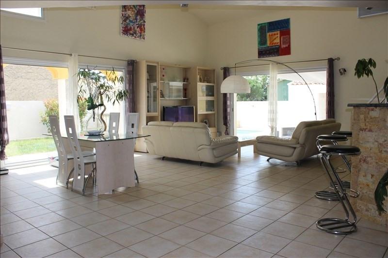 Sale house / villa Thezan les beziers 375000€ - Picture 3