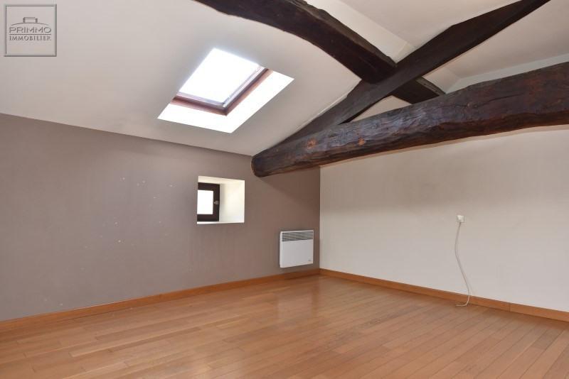 Vente maison / villa Marcilly d'azergues 315000€ - Photo 7