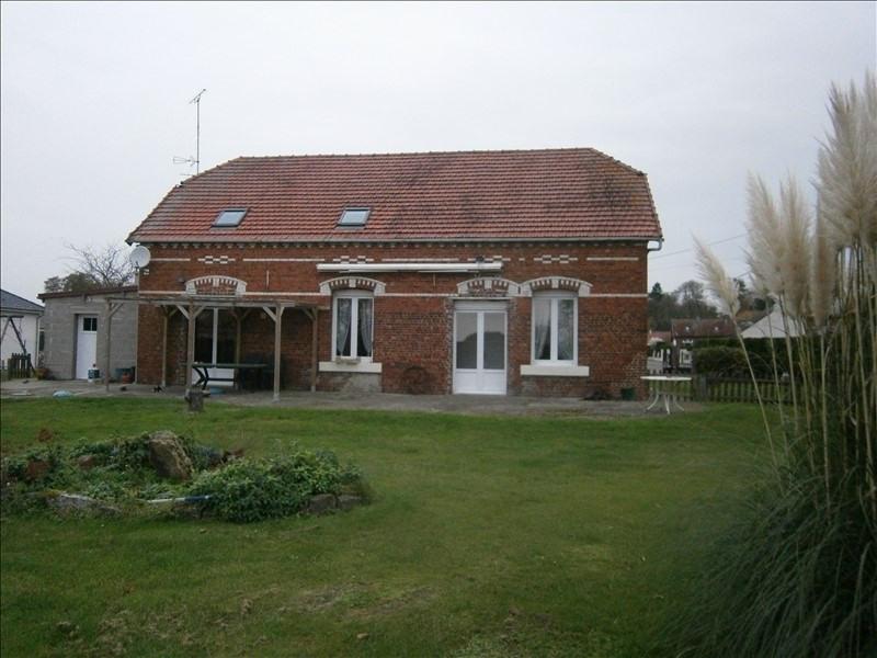 Vente maison / villa Peronne 169000€ - Photo 2