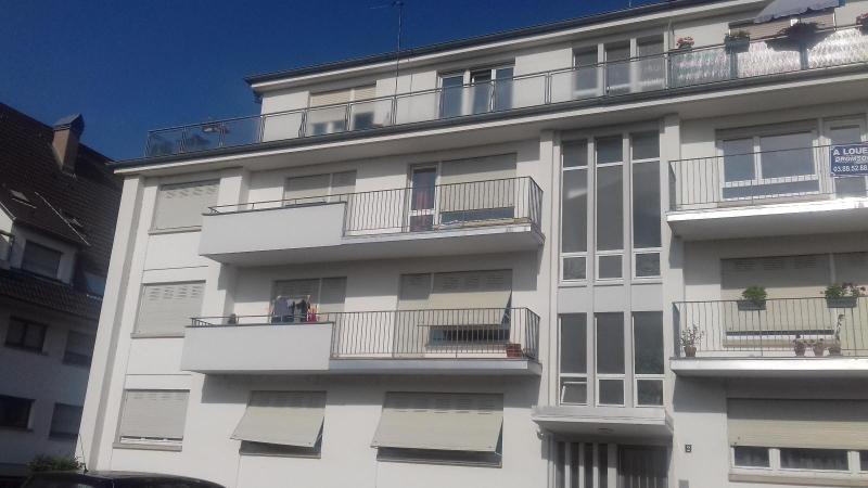 Aрендa квартирa Strasbourg 1100€ CC - Фото 1
