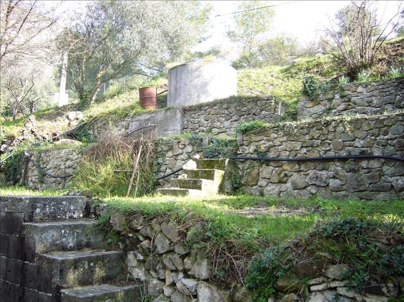 Vente terrain Gorbio 220000€ - Photo 2