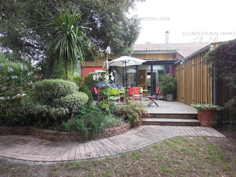 Vacation rental house / villa Lacanau 785€ - Picture 1
