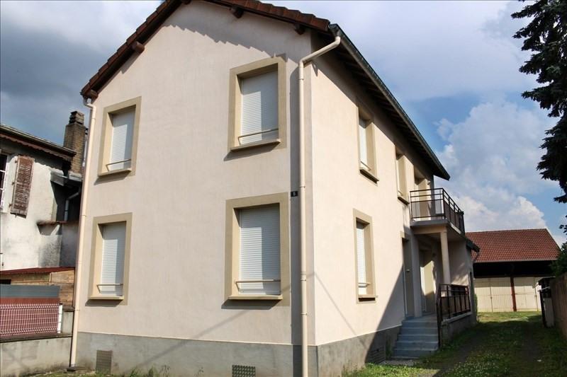 Vente immeuble Raon l etape 146000€ - Photo 1