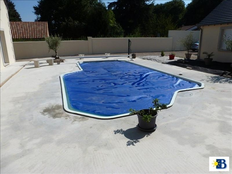 Vente maison / villa Dange st romain 397100€ - Photo 13