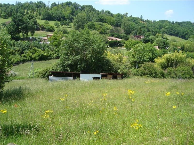 Sale site Lamothe capdeville 54500€ - Picture 2