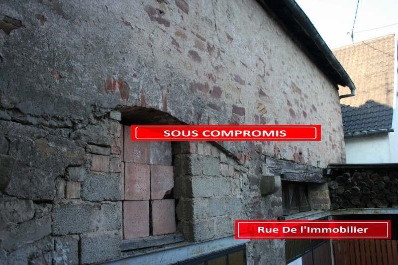 Vente maison / villa Romanswiller 91000€ - Photo 1