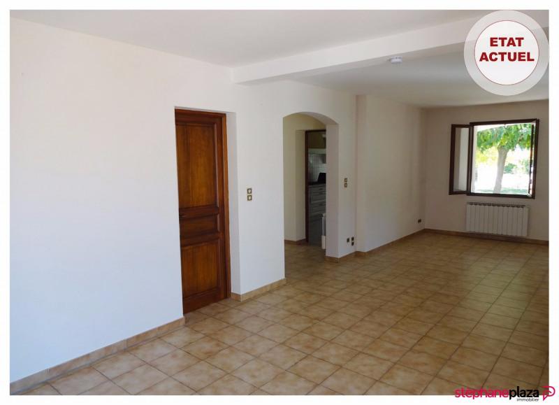 Vente maison / villa Entraigues sur la sorgue 334500€ - Photo 5