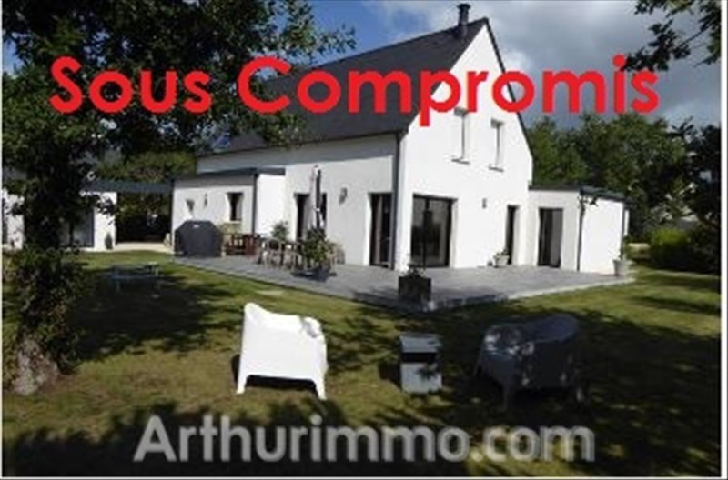 Sale house / villa Ploemel 477940€ - Picture 1