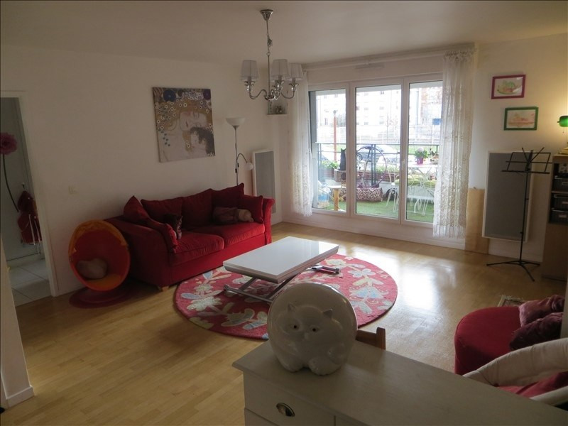 Sale apartment Issy les moulineaux 550000€ - Picture 6