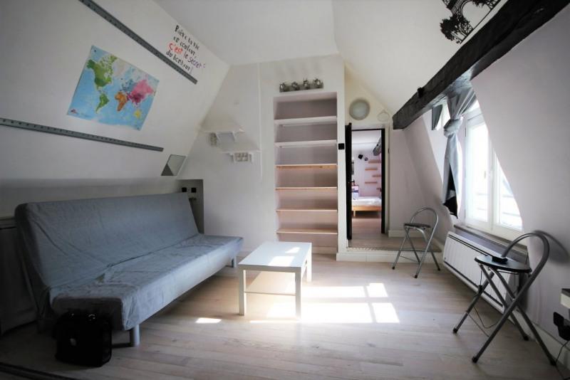 Rental apartment Paris 1er 1490€ CC - Picture 4
