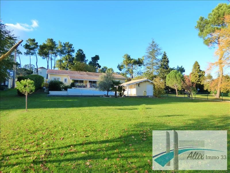 Deluxe sale house / villa Ste eulalie 572000€ - Picture 1