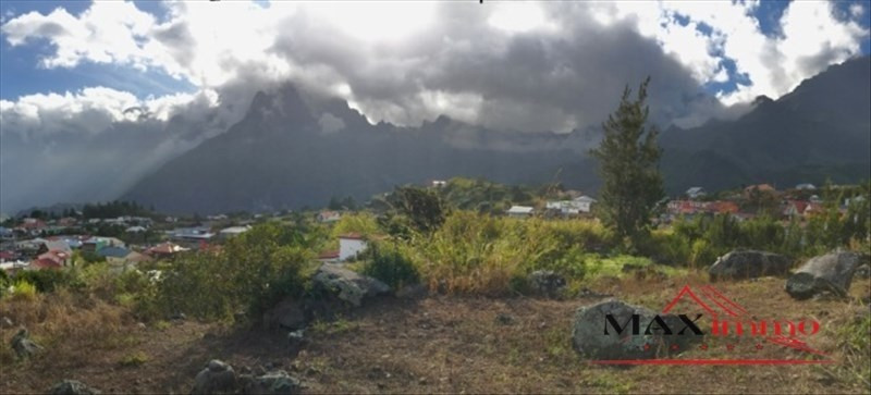 Vente terrain Cilaos 220500€ - Photo 1