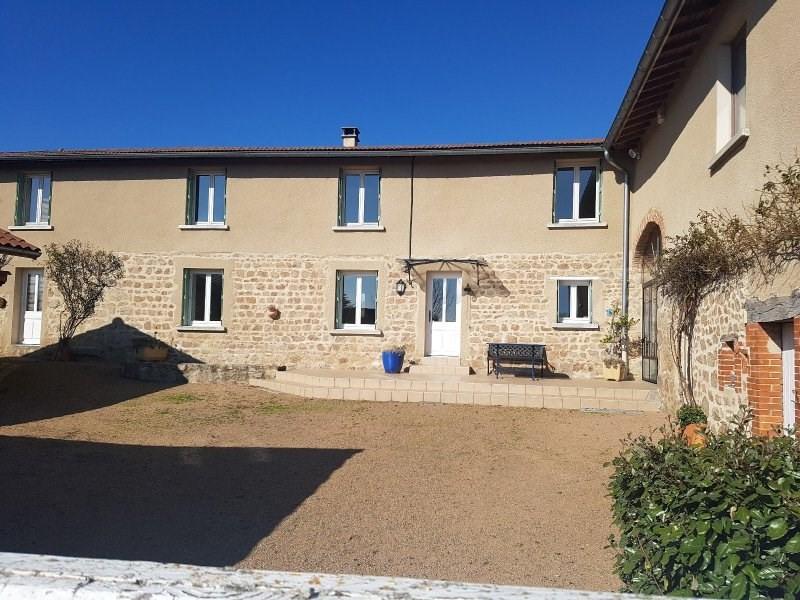 Sale house / villa St laurent de chamousset 475000€ - Picture 1