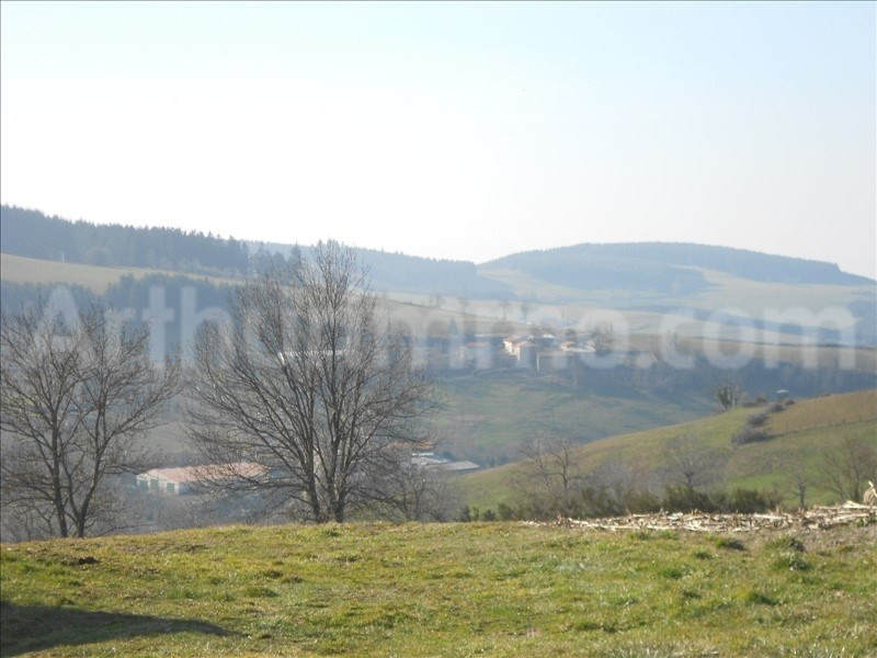 Vente terrain Les sauvages 58 000€ - Photo 1