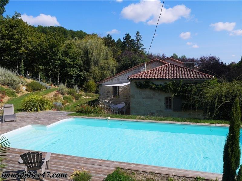 Vente maison / villa Prayssas 349000€ - Photo 2