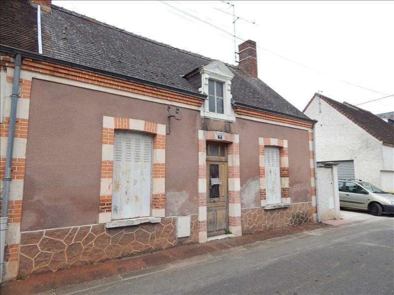 Vente maison / villa Vendome 56000€ - Photo 2