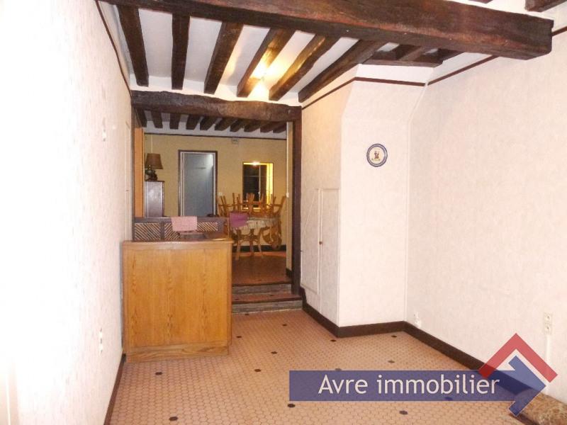 Vente maison / villa Verneuil d'avre et d'iton 115000€ - Photo 3