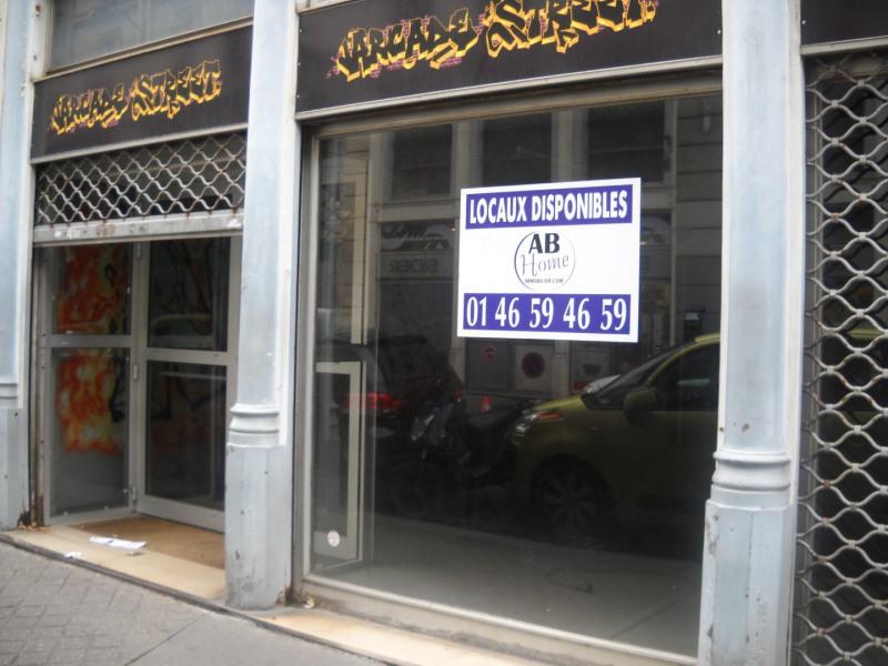 Alquiler  local Paris 11ème 3900€+ch - Fotografía 3
