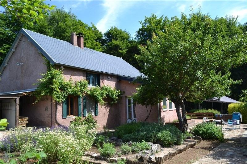 Vente maison / villa Alligny en morvan 133000€ - Photo 1