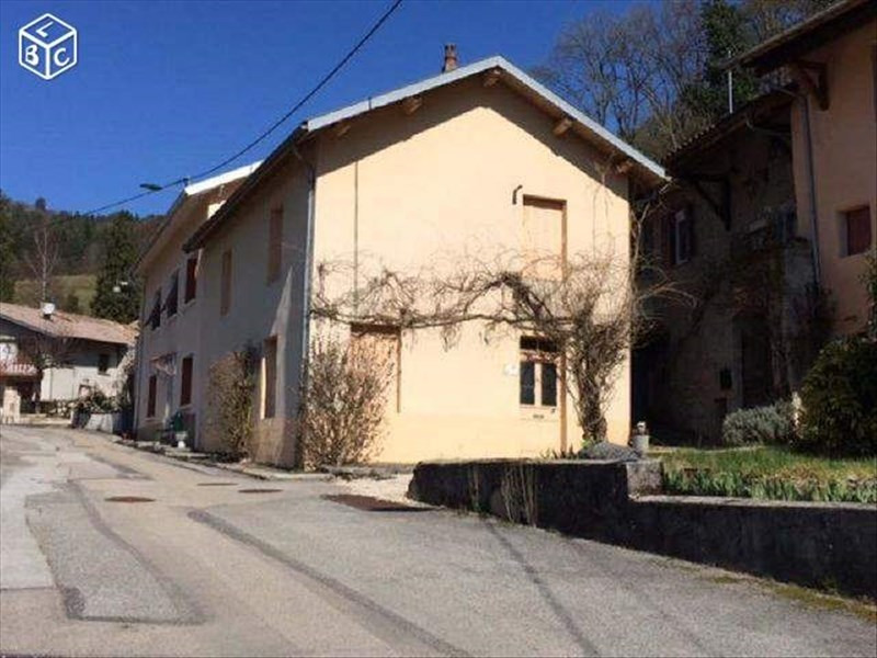Vente maison / villa Thoirette 60 000€ - Photo 1