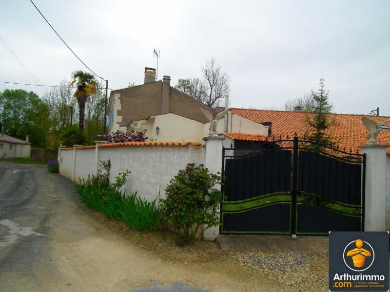 Sale house / villa Matha 159000€ - Picture 14