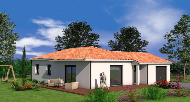 Maison  4 pièces + Terrain 380 m² Lagardelle-sur-Lèze par MAISONS SOFIA