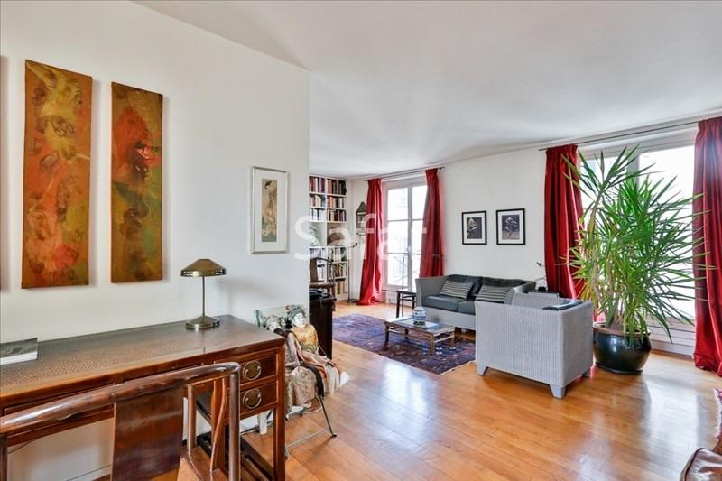 Vente de prestige appartement Paris 2ème 1265000€ - Photo 2