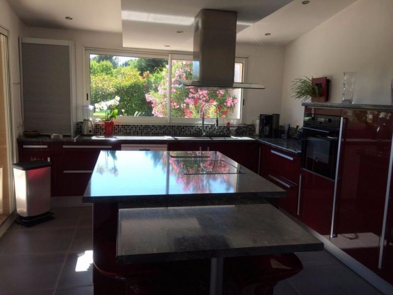 Verkoop van prestige  huis Villeneuve les avignon 570000€ - Foto 5