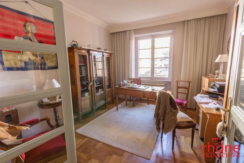 Vente de prestige appartement Lyon 6ème 699000€ - Photo 5