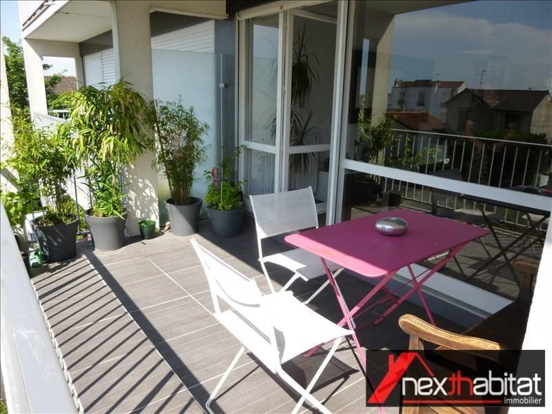 Vente appartement Les pavillons sous bois 225000€ - Photo 1