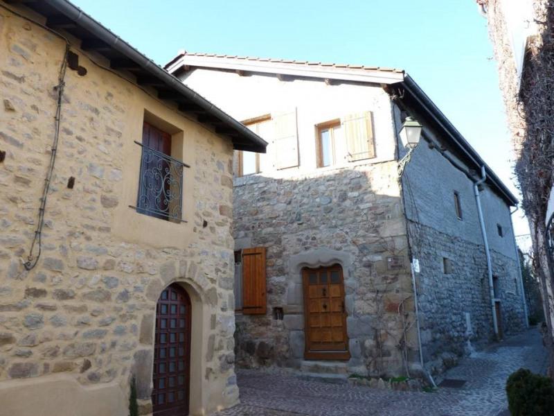 Revenda casa Saint-victor-sur-loire 210000€ - Fotografia 1