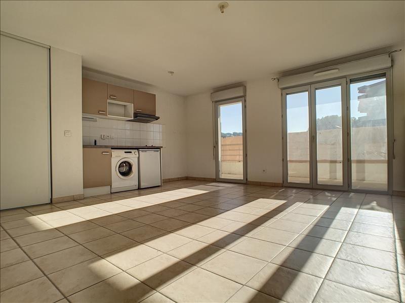 Rental apartment Le cannet 660€ CC - Picture 2